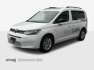 gebraucht VW Caddy 2.0 TDI Style DSG