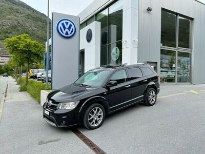 gebraucht Fiat Freemont 3.6 V6 Lounge AWD Automatic