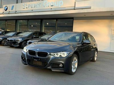 gebraucht BMW 340 3er 340i xDrive Touring M Sport Steptronic 3er i xDrive Touring M Sport Steptronic