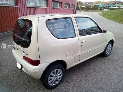 gebraucht Fiat Seicento frisch ab MFK