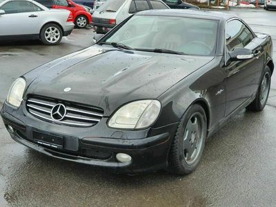 gebraucht Mercedes SLK200 Kompressor Final Edition