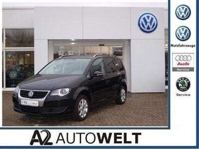 gebraucht VW Touran Freestyle 1.6 RNS 310 7 Sitze