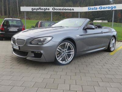 gebraucht BMW 650 Cabriolet i xDrive M-Sportpaket