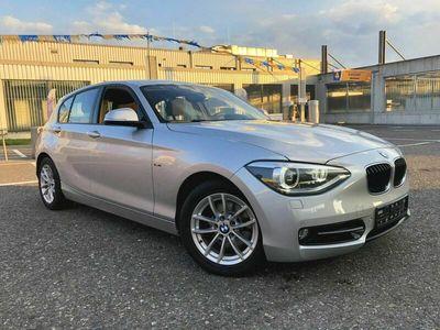 gebraucht BMW 120 1er d Sport Line Steptronic (Limousine)