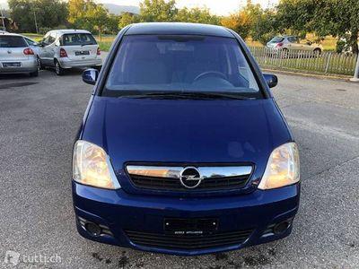gebraucht Opel Meriva 1.6i-16 TP (Essentia)