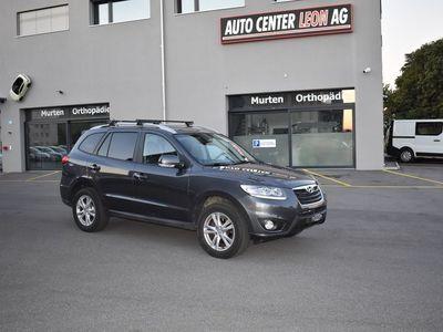 gebraucht Hyundai Santa Fe 2.2 CRDI Swiss Plus Edition 4WD Automatic
