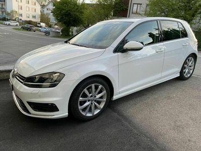 gebraucht VW Golf VII TSI 1.4 R-Line Design