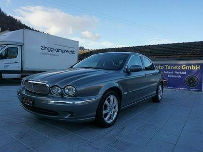 gebraucht Jaguar X-type 2.5 V6 Traction4 Executive