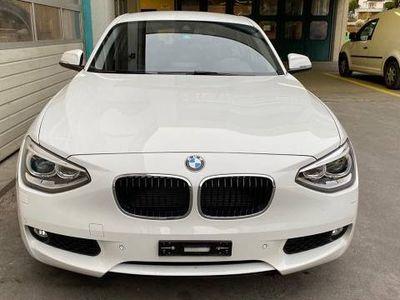 gebraucht BMW 118 Sport Line
