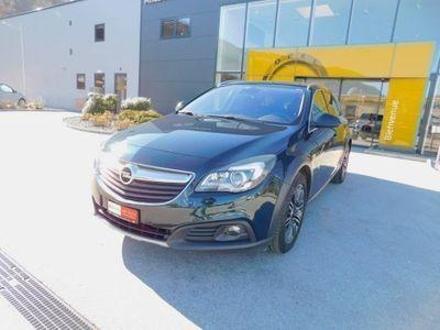 gebraucht Opel Insignia C.T 2.0T 4WD