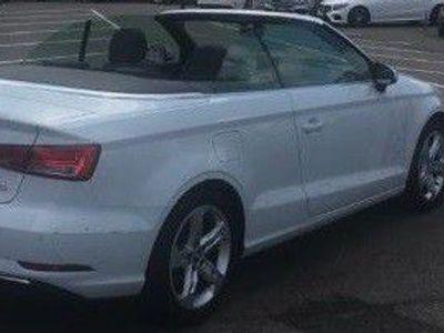 gebraucht Audi A3 Cabriolet A3 Ratenzahlung über Garage möglich- 2.0 TDi