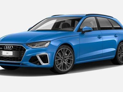 gebraucht Audi A4 Avant 2.0 35 TFSI S Line S-Tronic