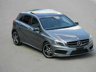 gebraucht Mercedes A250 AMG Line 4Matic 7G-DCT