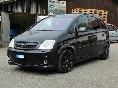 gebraucht Opel Meriva 1.6i 16V Turbo OPC