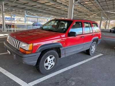 gebraucht Jeep Grand Cherokee 4.0 Laredo Automatic