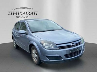 gebraucht Opel Astra 1.6i 16V TP Edition