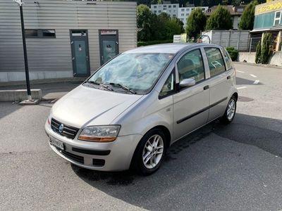 gebraucht Fiat Idea 1.3 16V JTD Active