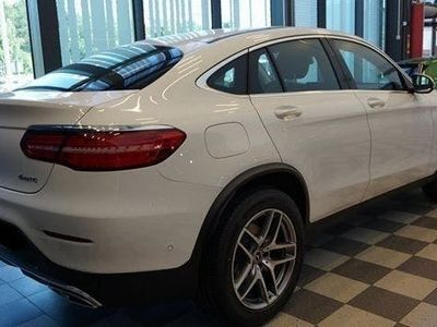 gebraucht Mercedes 250 GLC-CLASS4MATIC Coupé