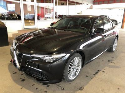 gebraucht Alfa Romeo Giulia 2.2 JTDM 210 AT Q4 Veloce