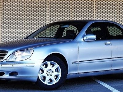 gebraucht Mercedes S400 S-KlasseCDI
