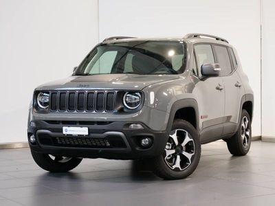 gebraucht Jeep Renegade 2.0 CRD 170 Trailhawk AWD