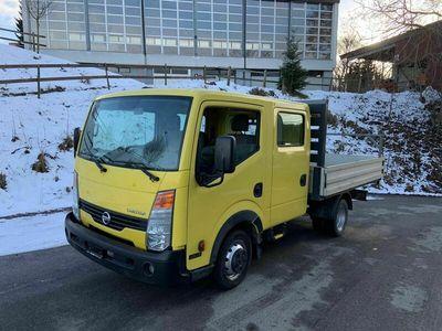 gebraucht Nissan Cabstar B 2.5L DIESEL JG 27.12.2011 M F K 02.2021