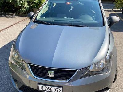 gebraucht Seat Ibiza 1.4 16V Reference