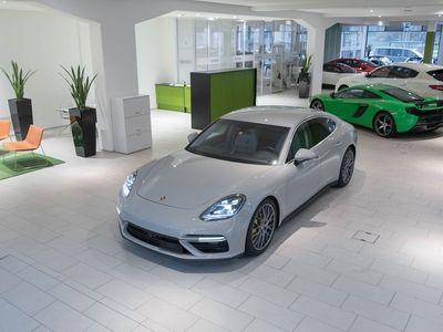 gebraucht Porsche Panamera Turbo PDK