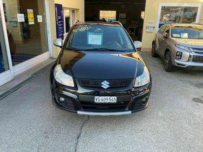 gebraucht Suzuki SX4 1.6 16V GL Top Sergio Cellano 4WD