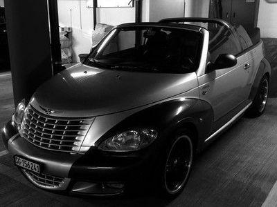 gebraucht Chrysler PT Cruiser Cabrio 2.4 Turbo, 223 PS