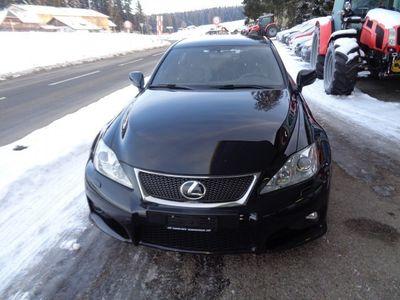 gebraucht Lexus IS-F Automatic