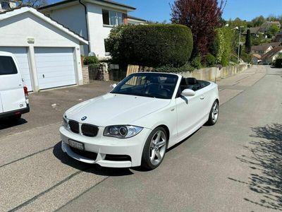 gebraucht BMW 135 Cabriolet  i Steptronic