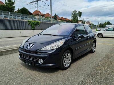 gebraucht Peugeot 207 1.6l Sport Frisch ab MFK