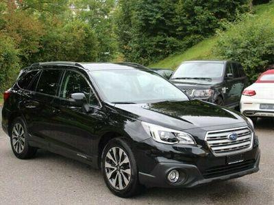 gebraucht Subaru Outback 2.5i Luxury AWD