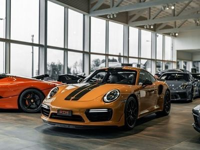 gebraucht Porsche 911 Turbo S Exclusive PDK