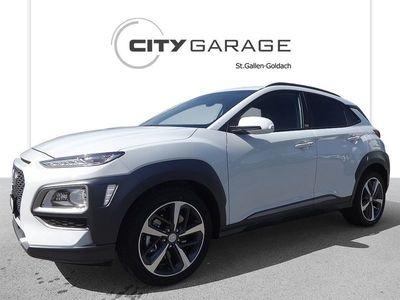 gebraucht Hyundai Kona 1.6 T-GDi Vertex 4WD