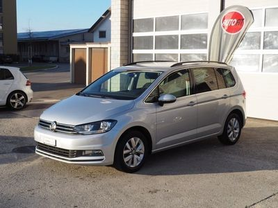 gebraucht VW Touran 1.6 TDI BlueMotion Technology Comfortline DSG