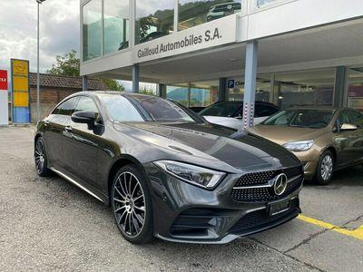gebraucht Mercedes CLS450 4Matic AMG Line 9G-Tronic