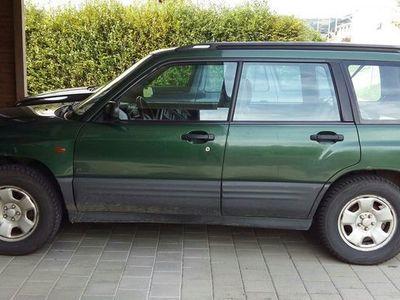 gebraucht Subaru Forester Ab platz