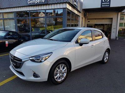gebraucht Mazda 2 1.5 90 Ambition Plus
