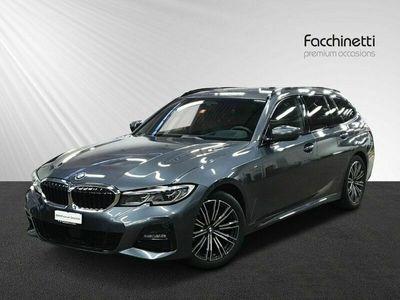 gebraucht BMW 320  d xDrive Touring M Sport Steptronic