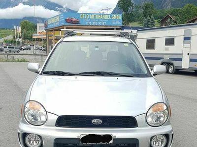 gebraucht Subaru Impreza Impreza ((EXPORT))2.0 GX 4Wd zum Verkaufen