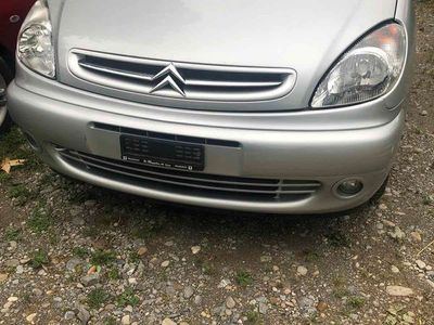 gebraucht Citroën Xsara Picasso 2.0i 16V Exclusive Automatic