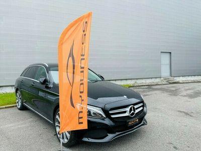 gebraucht Mercedes C200 7G-Tronic