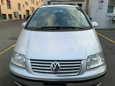gebraucht VW Sharan 1.8 T Trendline
