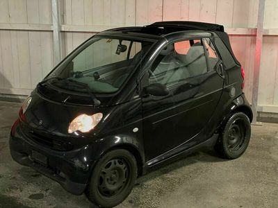 gebraucht Smart ForTwo Cabrio City/Fortwo 126tkm, Jg03, MFK 11.18!