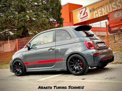 gebraucht Fiat 500 Abarth 1.4 16V Turbo Abarth Dualogic
