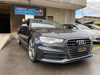 gebraucht Audi A6 Avant 3.0 BiTDI V6 S-Line quattro tiptronic