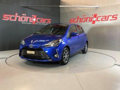 gebraucht Toyota Yaris 1.5 VVT-i Hybrid Trend Y20 e-CVT