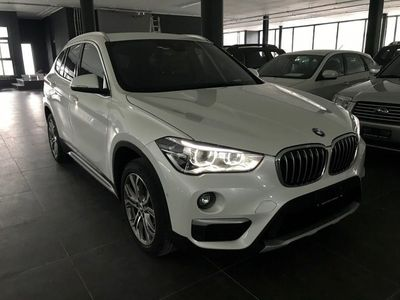 gebraucht BMW X1 xDrive 25d xLine Steptronic